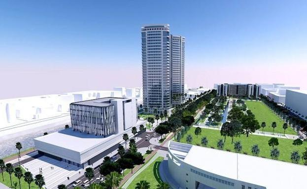 REVEALED: Two NEW skyscrapers will be tallest on Spain's Costa del Sol – Olive Press News Spain